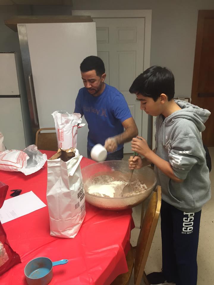 20171203 making cocoa